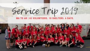 LHK9 Volunteers at Transport during 2018 Service Trip